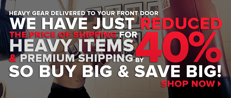 reduced shipping