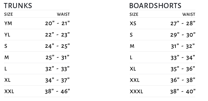 Ringside Boxing Shoe Size Chart